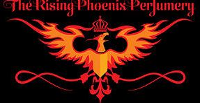 The Rising Phoenix Perfumery Logo