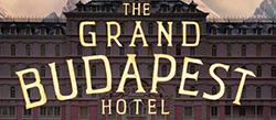 The Grand Budapest Hotel Logo
