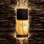 L`Eau d`Issey Pour Homme Noir Ambre الإصدار الجديد من ايسي مياكي