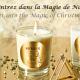 شموع الكريسماس من باتريشيا دي نيكولاي